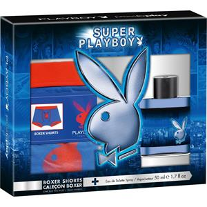 Playboy - Super Men - Geschenkset