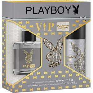 Playboy - VIP Platinum Edition - Geschenkset