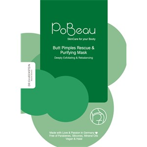 PoBeau - Masks - Butt Pimples Rescue & Purifying Mask