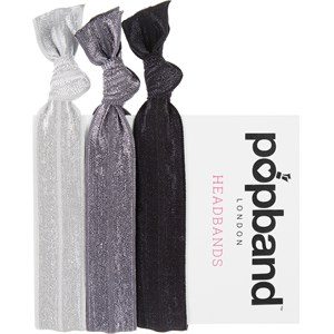 Popband - Haarbänder - Headbands Black