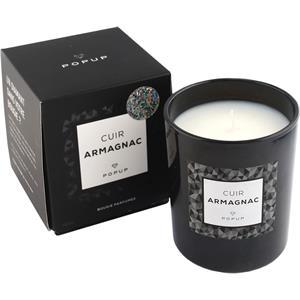 Raumdüfte Black Edition Duftkerze Cuir Armagnac 150 g