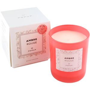 Popup - Pop Edition - Red Amber Scented Candle