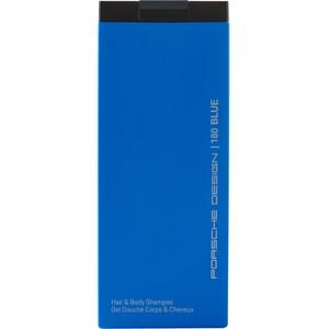 Porsche Design - 180 Blue - Hair & Body Shampoo