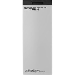 Porsche Design - Titan - Shower Gel