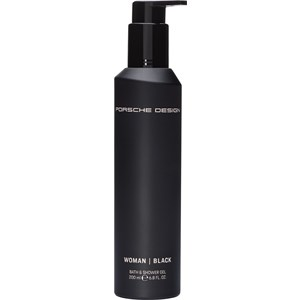 Porsche Design - Woman Black - Bath & Shower Gel