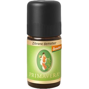 Primavera - Ätherische Öle - Zitrone Demeter