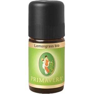 Primavera - Æterisk olie bio - Lemongrass øko