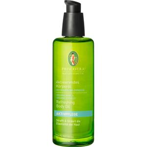 Primavera - Active care mint & cypress - Activating Body Oil