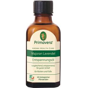Image of Primavera Health & Wellness Aroma Health Care Entspannungsöl Majoran Lavendel 50 ml