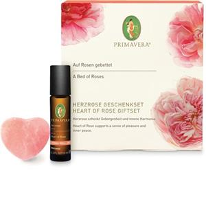 Primavera - Aroma Roll-On - Geschenkset Roll-On Herzrose