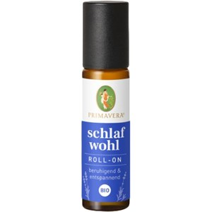 "Primavera - Gesundwohl - Organic Aroma Roll-on ""Schlafwohl"" Sleep well"