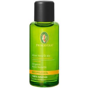 Primavera - Basisolie - Aloe vera olie øko