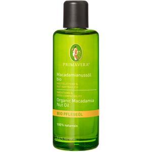 Primavera - Basic oils - Organic Macadamia Nut Oil