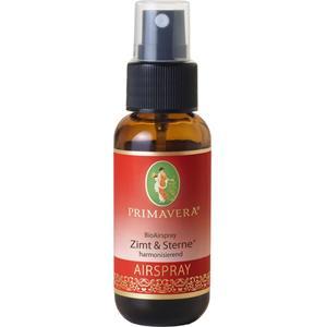 Primavera Weihnachtsaktion Bio Air-Spray Zimt & Sterne 30 ml