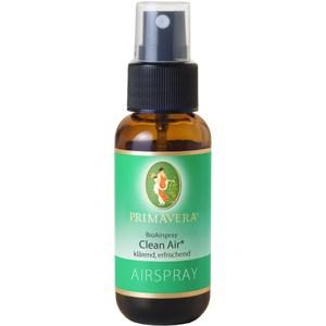 Primavera - Parfum d'ambiance bio Airsprays - BioAirspray Clean Air