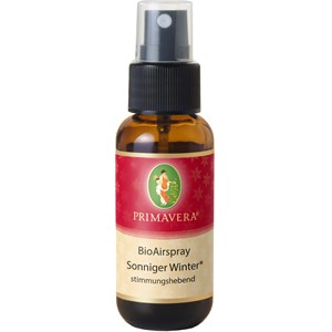 Primavera - Organic room fragrance air sprays - Sunny Winter