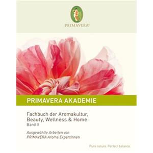 Primavera - Vonné knížky - Odborná příručka o aromaterapii Kniha o vůních