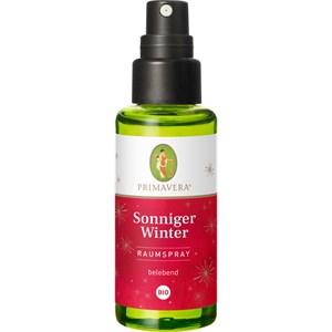 Primavera - Bioraumduft Airsprays - Sonniger Winter Raumspray