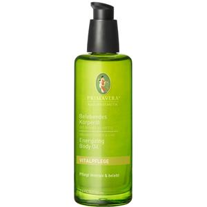 Primavera - Energizing ginger and lime - Energising Body Oil