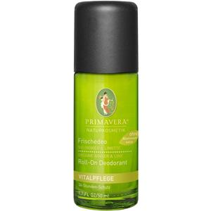 Primavera - Energizing ginger and lime - Fresh Deo
