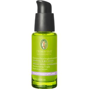 Primavera - Neroli and cassis moisturising care - Moisturizing Triple Hydration Serum