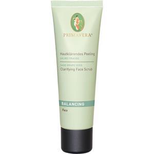 Primavera - Feuchtigkeitspflege Salbei Traube - Hautklärendes Peeling