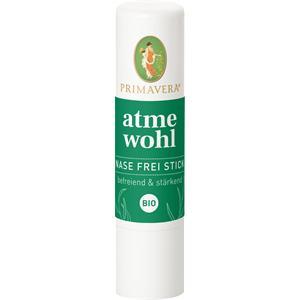 "Primavera - Gesundwohl - Organic Nasal Stick ""Atmewohl"" Breathe easy"