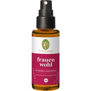"""Primavera - Gesundwohl - Heat Spray """"Frauenwohl"""" Women's welfare"""