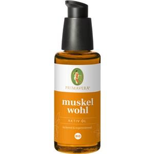 Primavera - Gesundwohl - Muskelwohl Aktiv Öl Bio