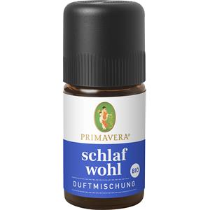 "Primavera - Health/Welfare - Organic Fragrance Mix ""Schlafwohl"" Sleep well"