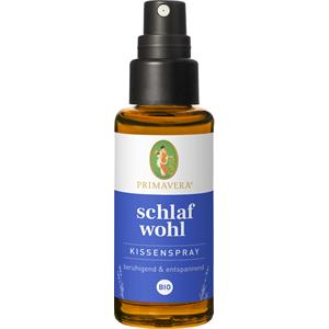 "Primavera - Gesundwohl - Organic Pillow Spray ""Schlafwohl"" Sleep well"