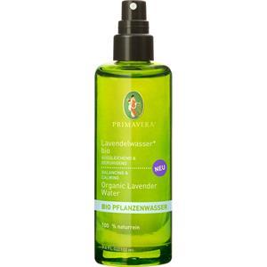 "Primavera - Plant waters - ""Lavendelwasser bio"" Organic lavender water"