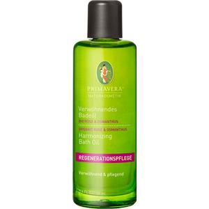 Primavera - Regeneration care bio rose & osmanthus - Pampering Bath Oil