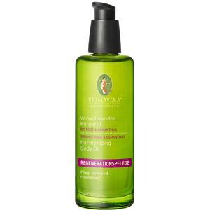 Primavera - Regenerationspflege Bio Rose & Osmanthus - Verwöhnendes Körperöl