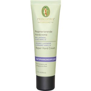 Primavera - Relaxing lavender and vanilla - Lavender Vanilla Repair Handcream