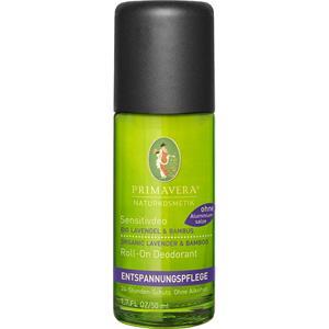 Primavera Naturkosmetik Relaxing Lavendel Vanille Sensitivdeo 50 ml