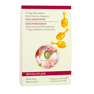 Primavera - Revitalizing rose and pomegranate - Olio Intensive Capsules