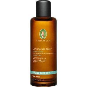 Primavera Health & Wellness Sauna Therapy Aroma Sauna Lemongrass Zeder 100 ml