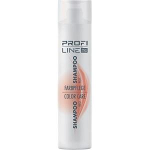 Profi Line - Colour care - Shampoo red