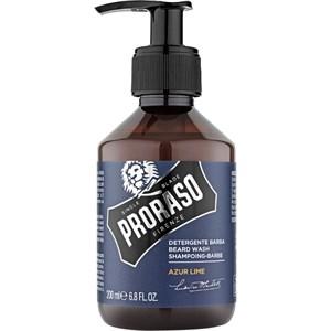 Proraso - Azur Lime - Šampon na plnovous