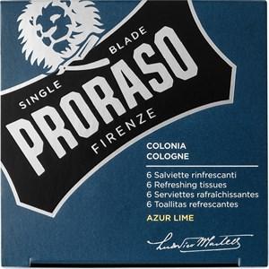 Proraso - Azur Lime - Erfrischungstücher