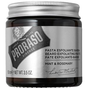 Proraso - Bartpflege - Minze & Rosmarin Bart Exfoliating Paste