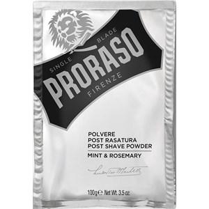 Proraso - Bartpflege - Minze & Rosmarin Post-Shave Powder