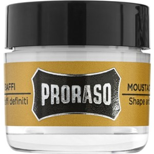 Image of Proraso Herrenpflege Bartpflege Moustache Wax 15 ml