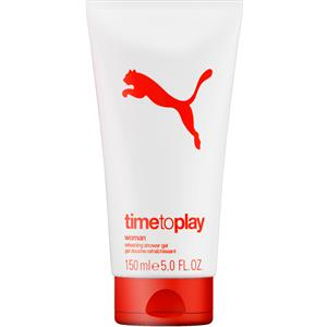 Puma - Time To Play Woman - Shower Gel