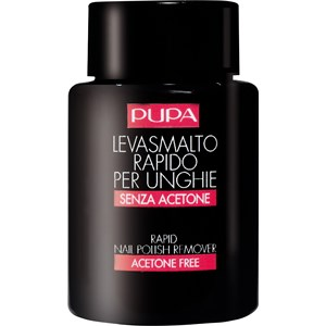 PUPA Milano - Nagelpflege - Rapid Nail Polish Remover Aceton Free