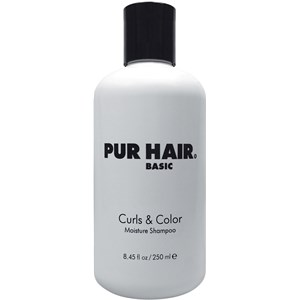 Pur Hair - Shampoo - Basic Curls& Color Moisture Shampoo