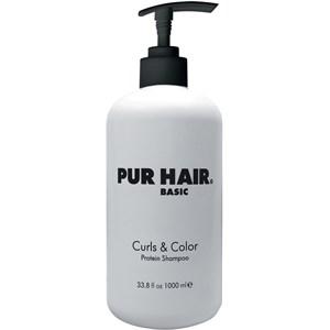 Pur Hair - Shampoo - Basic Curls&Color Protein Shampoo