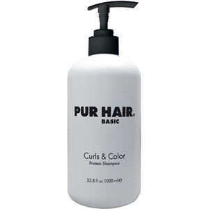 Pur Hair - Shampoo - Basic Curls&Color Protein Shampoo