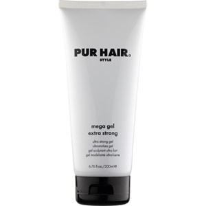 Pur Hair - Styling - Mega Gel Extra Strong
